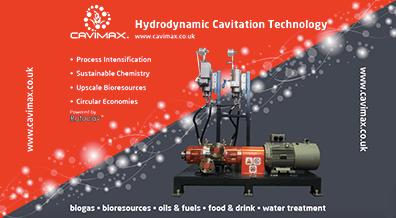 Cavimax hydrodynamic cavitation technology