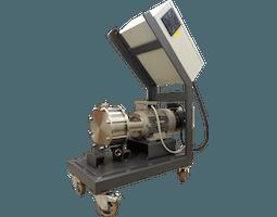 ROTOCAV cavitatore idrodinamico unità da laboratorio