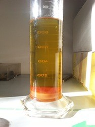 Separated glycerine with hydrodynamic cavitator